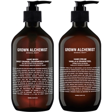 Grown Alchemist Twin Set Hand Wash & Cream