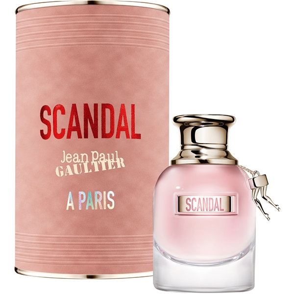 Scandal Á Paris Edt 30 ml Jean Paul Gaultier Tid och Doft
