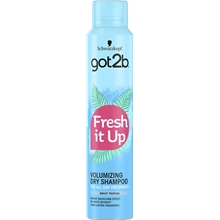200 ml - Got2B Fresh It Up Volume Dry Shampoo
