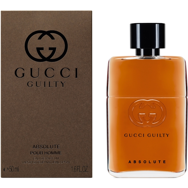 Gucci Guilty Absolute Pour Homme - Edp (Bild 2 av 2)