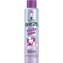 got2b #instashine - Instant Shine Hairspray