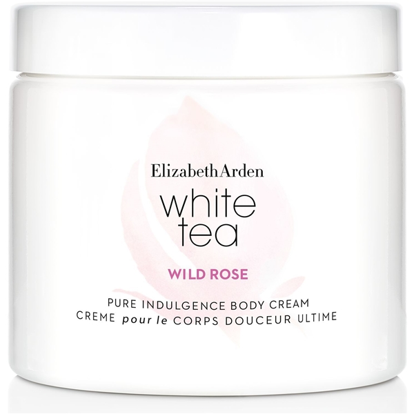 White Tea Wild Rose - Body Cream