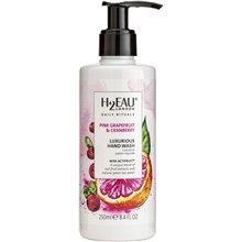 Pink Grapefruit & Cranberry Luxurious Hand Wash