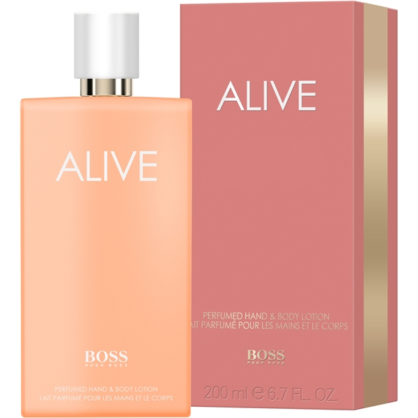 Boss Alive - Body Lotion (Bild 2 av 2)