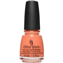 China Glaze Chic Physique Nail Lacquer 14 ml