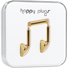 Gold - Happy Plugs Earbud
