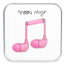 Happy Plugs In Ear