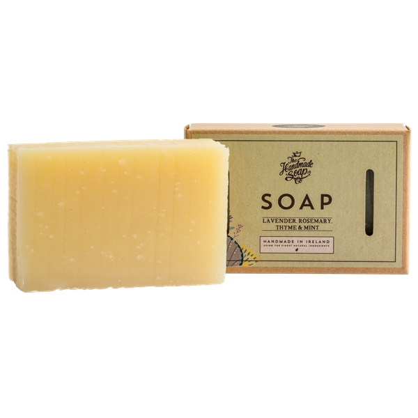 Soap Lavender, Rosemary & Mint (Bild 1 av 2)
