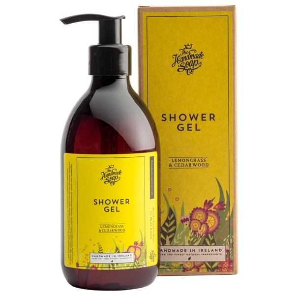 Shower Gel Lemongrass & Cedarwood (Bild 1 av 2)