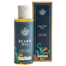 Beard Oil Basil, Lime & Sweet Orange