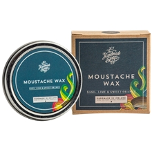 Moustache Wax Basil, Lime & Sweet Orange