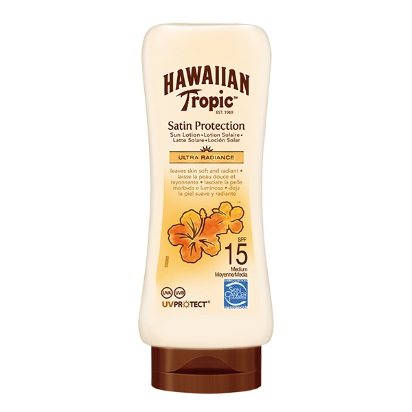 Satin Protection Sun Lotion Spf 15