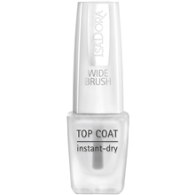 6 ml - IsaDora Top Coat Instant Dry