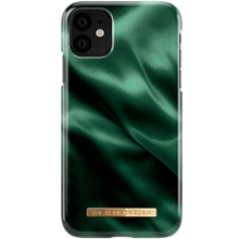 Emerald Satin - Ideal Fashion Case iPhone 11