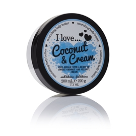 Coconut & Cream Body Butter