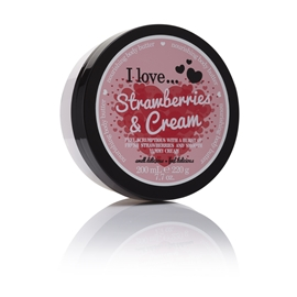 Strawberries & Cream Body Butter