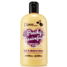 Peachy Passionfruit Bath & Shower Crème