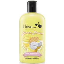 Lemon Dream Bath & Shower Crème