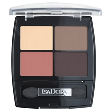 IsaDora Eye Shadow Quartet 5 gram
