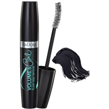 10 ml - No. 010 Black - IsaDora Volume & Curl Mascara