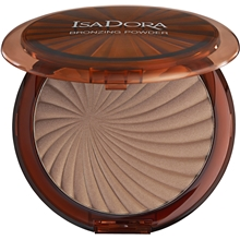 20 gram - No. 011 Deep Tan - IsaDora Bronzing Powder