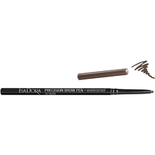 No. 074 Taupe - IsaDora Precision Brow Pen Waterproof