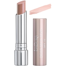 3 gram - No. 020 Clear Sorbet - IsaDora Gloss Stick Stylo