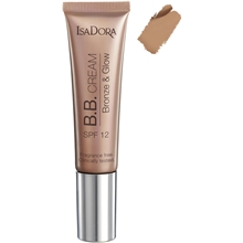 35 ml - No. 030 Light Tan - IsaDora B.B Cream Bronze & Glow