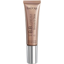 35 ml - No. 034 Deep Tan - IsaDora B.B Cream Bronze & Glow