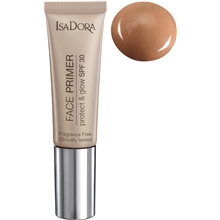 30 ml - No. 009 Bronze Glow - IsaDora Face Primer Protect & Glow