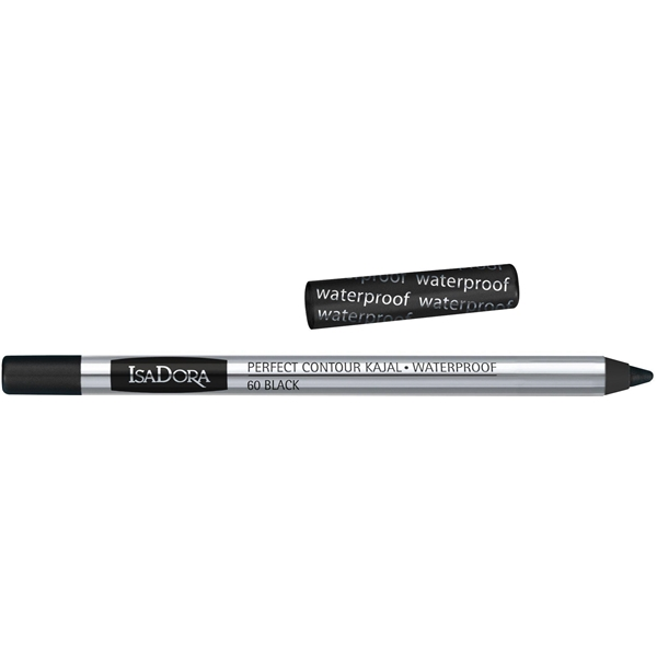 IsaDora Perfect Contour Kajal Waterproof