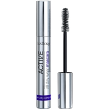 12 ml - No. 020 Deep Black - IsaDora Active All Day Wear Mascara