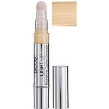 4.2 ml - No. 002 Nude - IsaDora Light Up Brightening Cushion Concealer