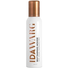 150 ml - IDA WARG Self Tanning Mousse