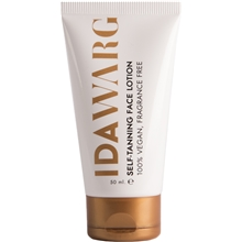 IDA WARG Self Tanning Face Lotion