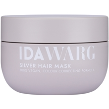 300 ml - IDA WARG Silver Hair Mask