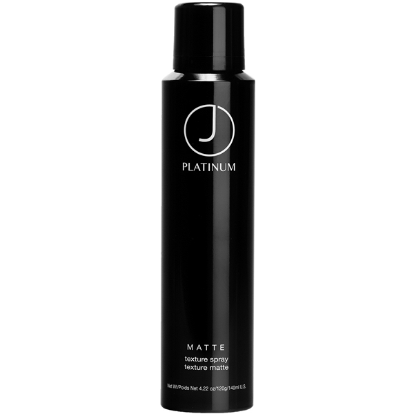 J. Beverly Hills Platinum Matte - Texture Spray