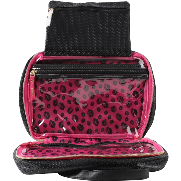 30024 Amandla Black Xlarge Cosmetic Bag (Bild 2 av 2)