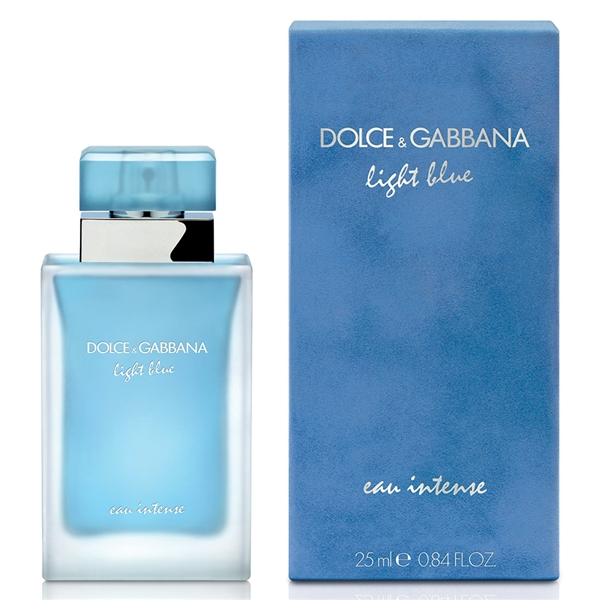 Light Blue Eau Intense - Eau de parfum (Bild 1 av 2)
