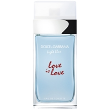Light Blue Love is Love - Eau de toilette