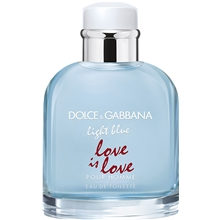 Light Blue Pour Homme Love is Love - Edt