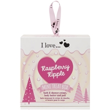 1 set - Raspberry Ripple Mini Treat Box