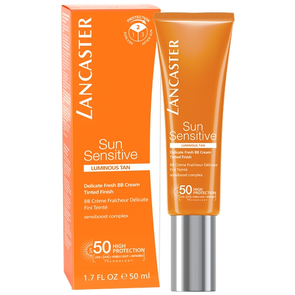 Sun Sensitive Delicate Fresh BB Cream Spf 50