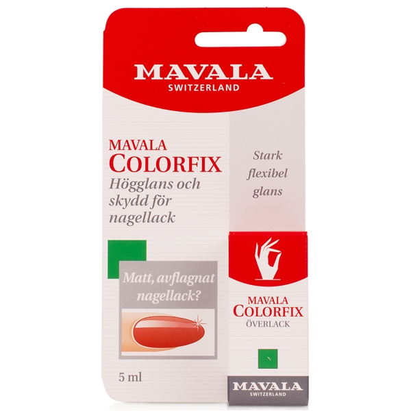 Mavala Colorfix Top Coat