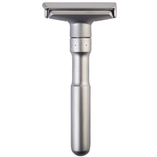 Safety Razor Futur 700 Brushed Steel