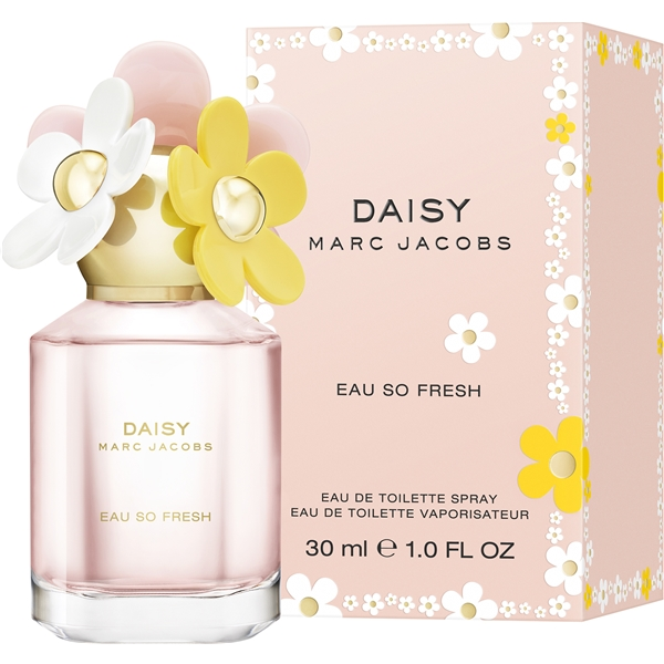 Daisy Eau So Fresh - Eau de Toilette (Edt) Spray (Bild 2 av 2)