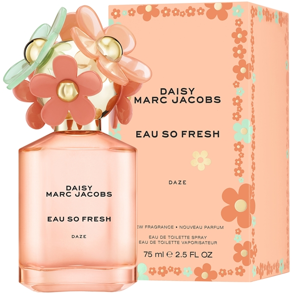 Daisy Eau So Fresh Daze - Eau de toilette (Bild 2 av 2)
