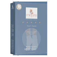 1 par - Miqura Foot Mask