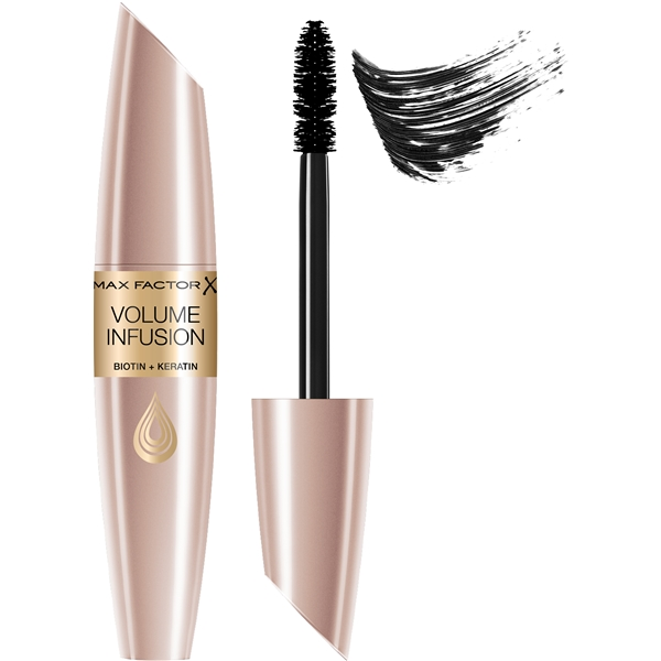 False Lash Effect Volume Infusion Mascara (Bild 1 av 4)