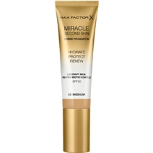 30 ml - No. 005 Medium - Miracle Second Skin Foundation